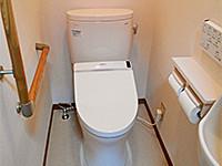 Y様邸 和式トイレを洋式トイレへリフォーム