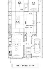 島田邸玄関廻り図面.jpg