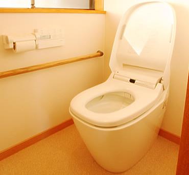 M様邸 介護保険適用トイレのバリアフリー工事