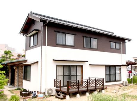 K様邸 まるで新築〜♪モダンなわが家へイメージチェンジ!