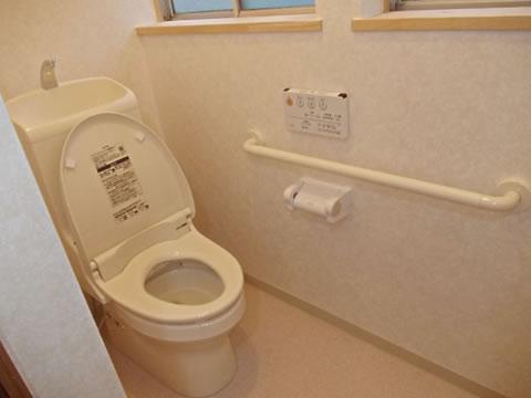 A様邸 下水道が供用開始になったのをきっかけにトイレをリフォーム