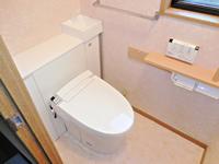 F様邸 収納スペースたっぷり♪トイレをリフォーム!
