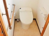 I様邸 段差をなくし和式から洋式へ♪トイレをリフォーム!
