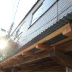 屋根の小工事 画像