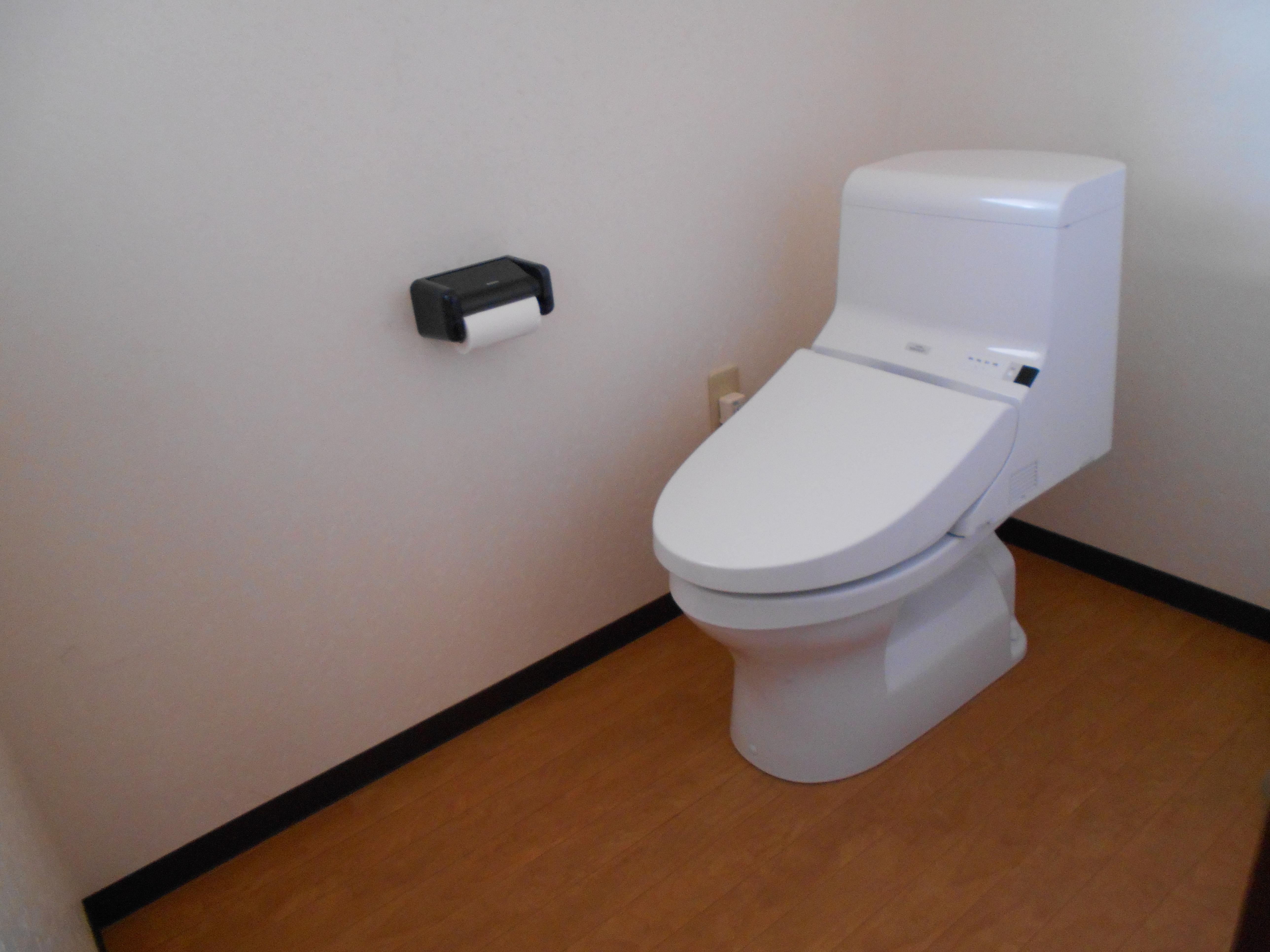 トイレ取替 TOTO HV