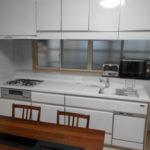 ダイニングキッチン改修工事 画像