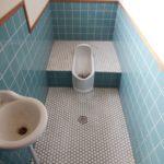 和式トイレから洋式トイレへ改修工事 画像
