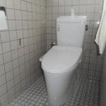 トイレ取替工事 画像