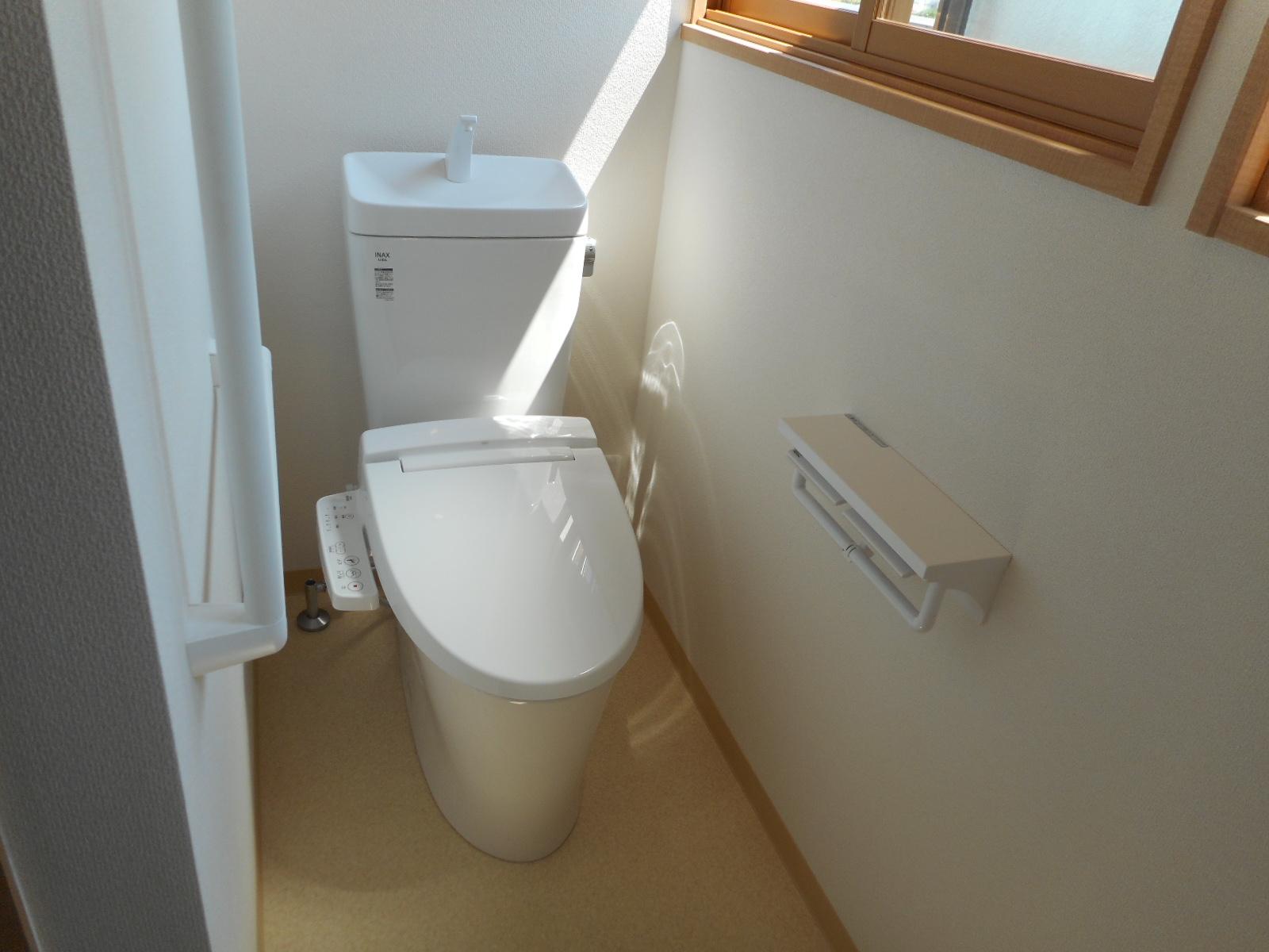 ゆったり快適トイレにリフォーム