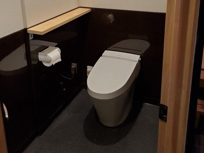 トイレを広くしたい!