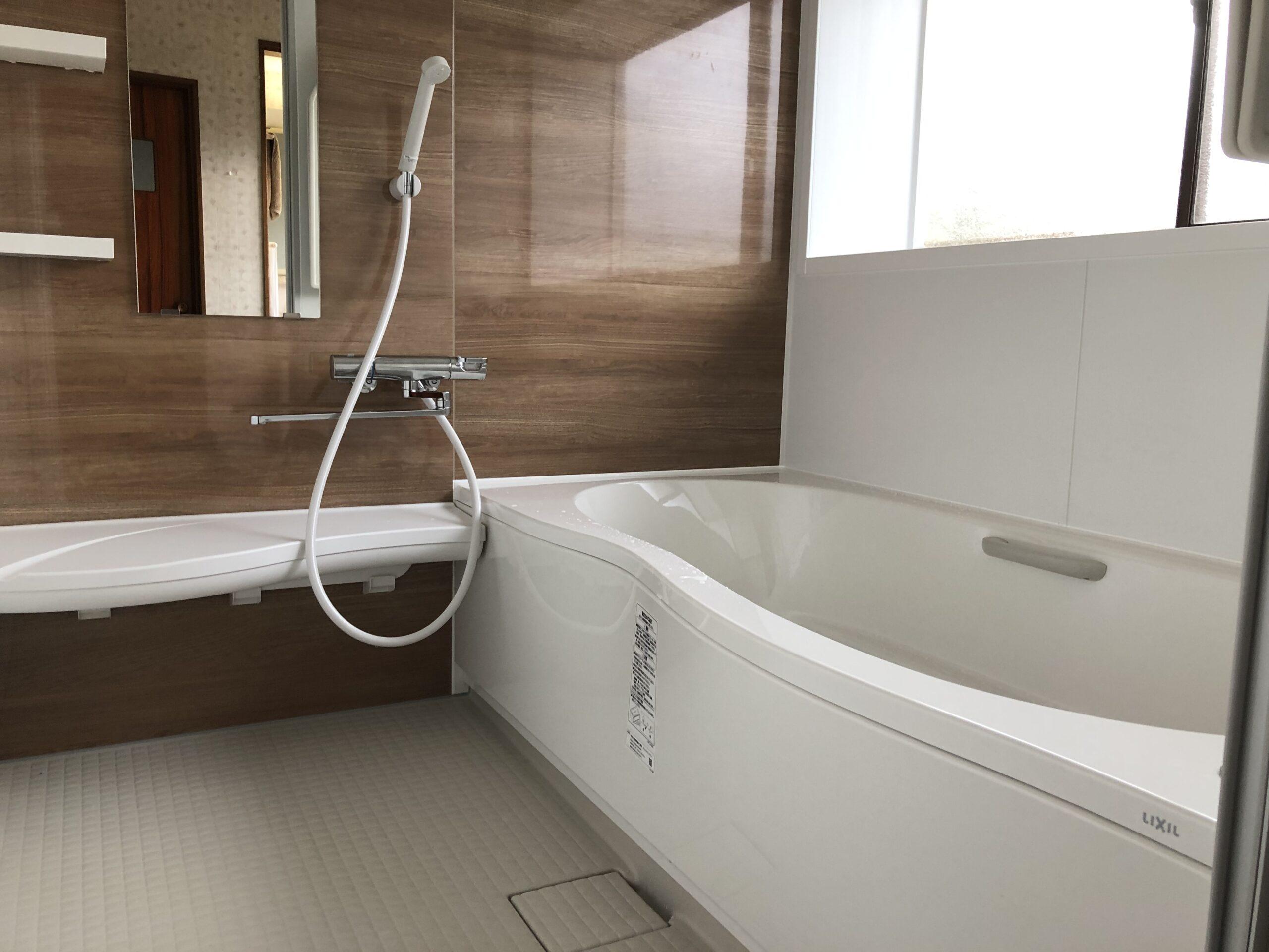 低予算でも理想のお風呂を実現します!